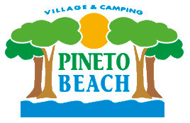 Logo Pineto Beach