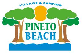 Logo Pineto Beach