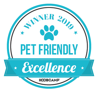 pineto beach pet friendly winner koobcamp 2019